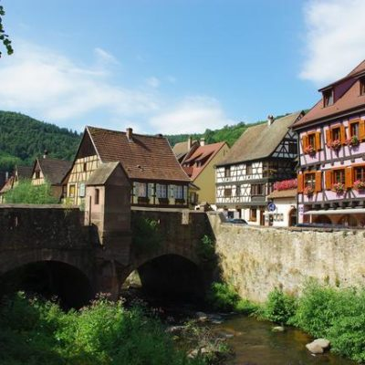 Kaysersberg Pont Fortifié