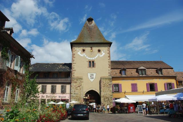 Turckheim Porte de France