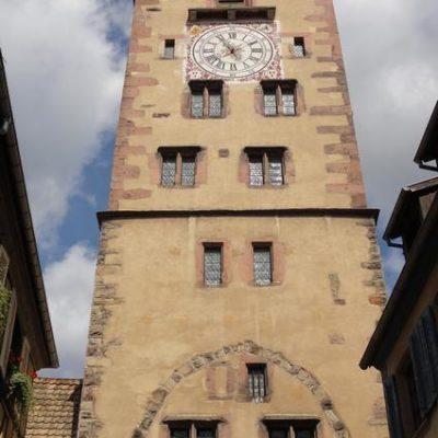 Ribeauvillé - Tour des Bouchers